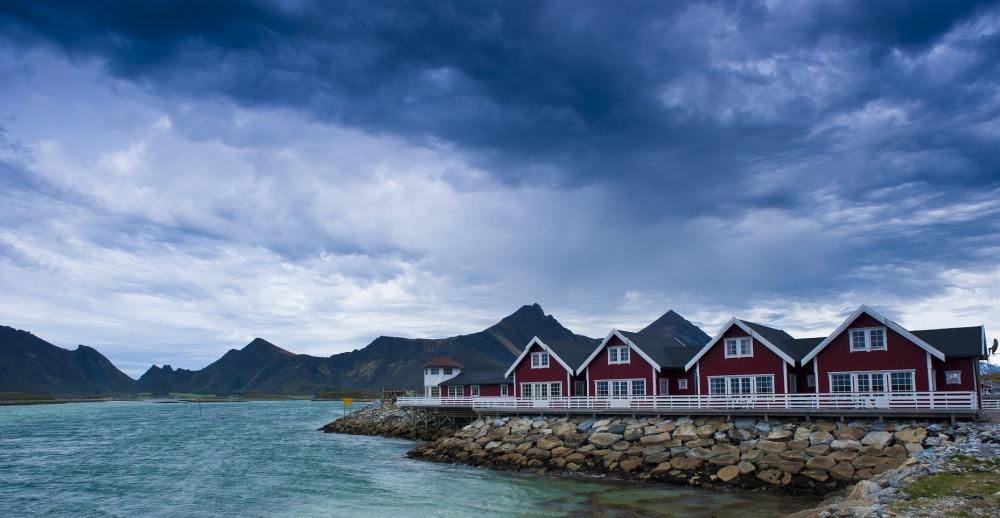 sjøhus